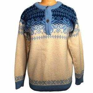 Dale of Norway Vintage Norwegian Sweater Pure wool